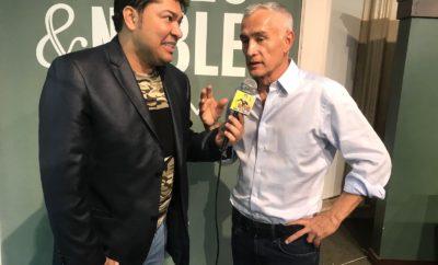 Jorge Ramos y El Pacha se reecuentran