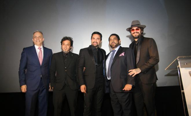 Luis Rubio, Tabare Blanchard, Manny Perez, Jack Veneno, Riccardo Bardellino