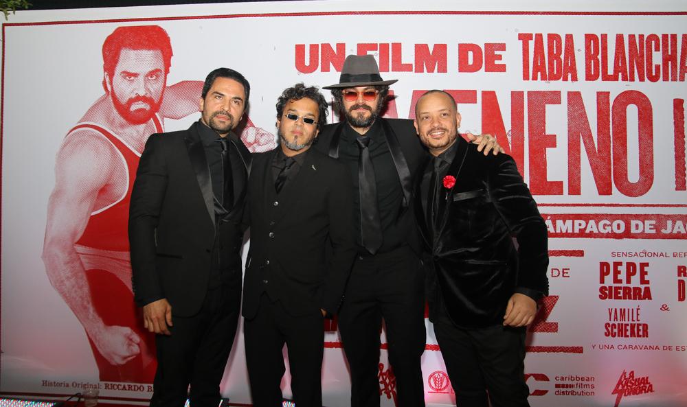Manny Perez, Tabare B. Riccardo Bardellino, Pepe Sierra
