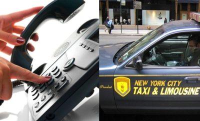 Activan líneas telefónicas a taxistas NY denunciar abusos TLC