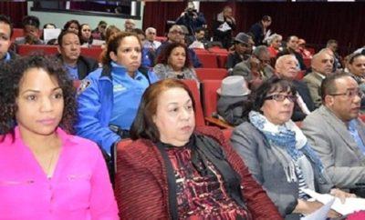 Efectúan conferencia en Alto Manhattan sobre violencia de género NY