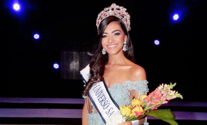 Yadira González, nueva Miss RD Santiago.