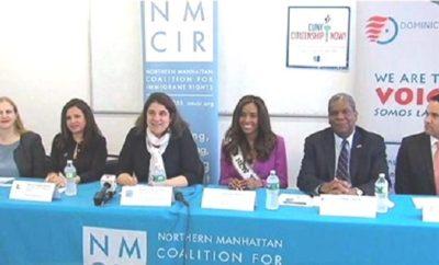 Coalición Imigrantes Alto Manhhatan iniciará campaña ciudadanía EEUU