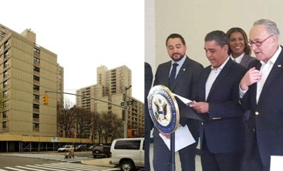 Espaillat hizo aprobar fondos evitar alza renta 446 apartamentos en Harlem
