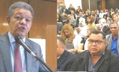 """Ex presidente compara """"300 con Leonel"""" con Los Trinitarios de Duarte"""