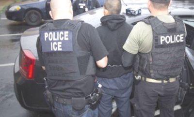 Inmigración activa apresando inmigrante en NY y NJ