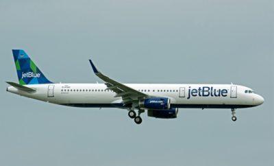 Vuelo Jet Blue RD a NY desviado a Orlando por mayúsculo incidente