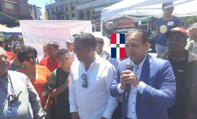 Abel Martínez en NYC - con los haitianos es una lucha permanente en RD
