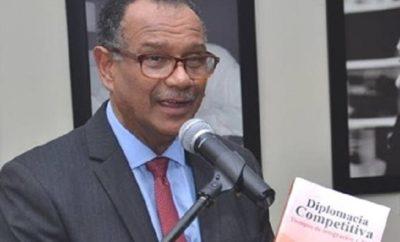 Carlos Márques pondrá circular en NY libro sobre Diplomacia Competitiva