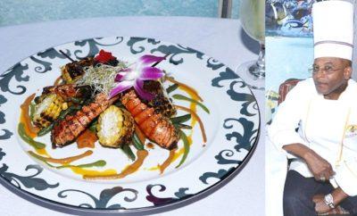 Chef dominicano en NY reafirma compromiso ciudar salud comensales
