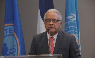 Ministro de Salud Pública Dr. Rafael Sánchez Cárdenas