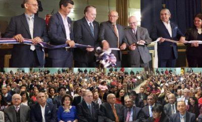 "Comisionado Cultura NY apertura ""Feria del Libro"""