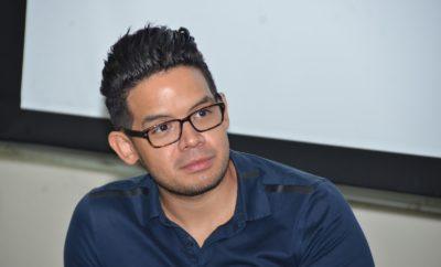 Pedro Urrutia, uno de los jurados del Red Film Festival