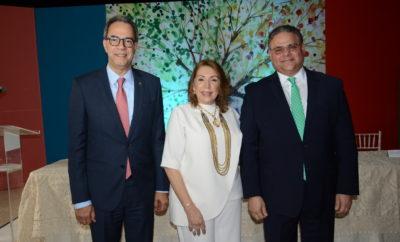 _Jose Marmol, Maribel Lazala, Raul Rizik.