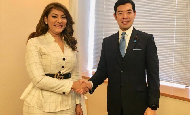 Abordaron temas sobre el fortalecimiento de las relaciones bilaterales en materia de juventud