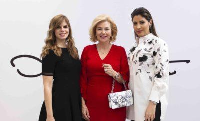 Giselle Mustonen, Susana De Caro & Lía Pellerano