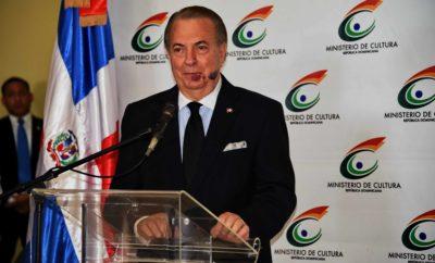 Arquitecto Eduardo Selman, ministro de Cultura