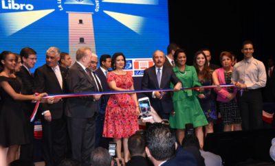 Corte de cinta deja inaugurada la FILSD 2019
