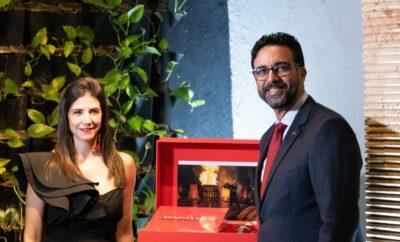 Sasha Aquino y Rafael Rodríguez