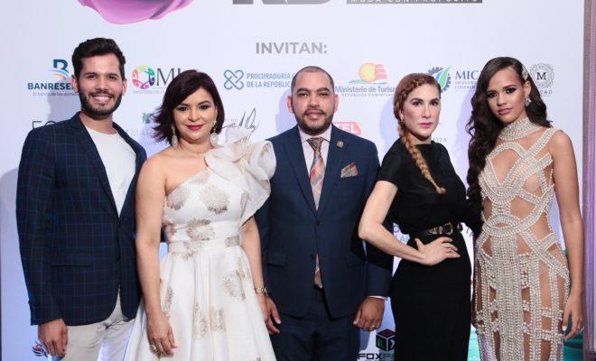 Manuel Alejandro, Melkys Díaz, Aldo Rodríguez, Damaris Rubio, Mayra Delgado