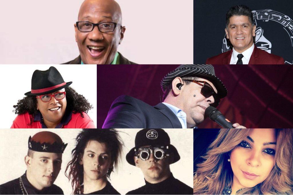 Dioni Fernandez, Eddy Herrera, Sergio Vargas y Fernandito Villalona, Information Society y La González, son parte de la cartelera de noviembre en Hard Rock