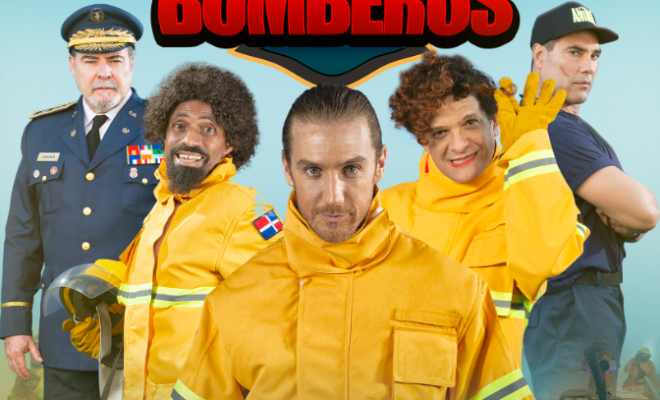 POSTER OFICAL SUPER BOMBEROS