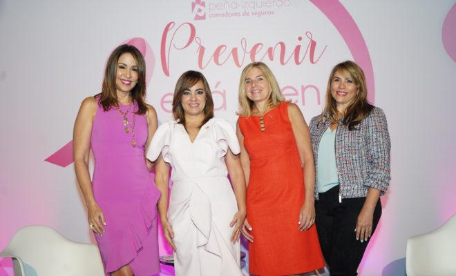 Mariasela Alvarez,Laura Pena Izquierdo, Jane Méndez, Claudia Svelti.
