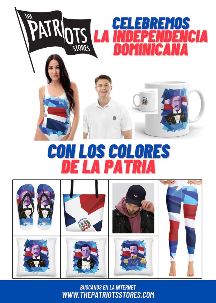 Dominicano crea tienda mundial de símbolos patrios – America Tejeda Magazine